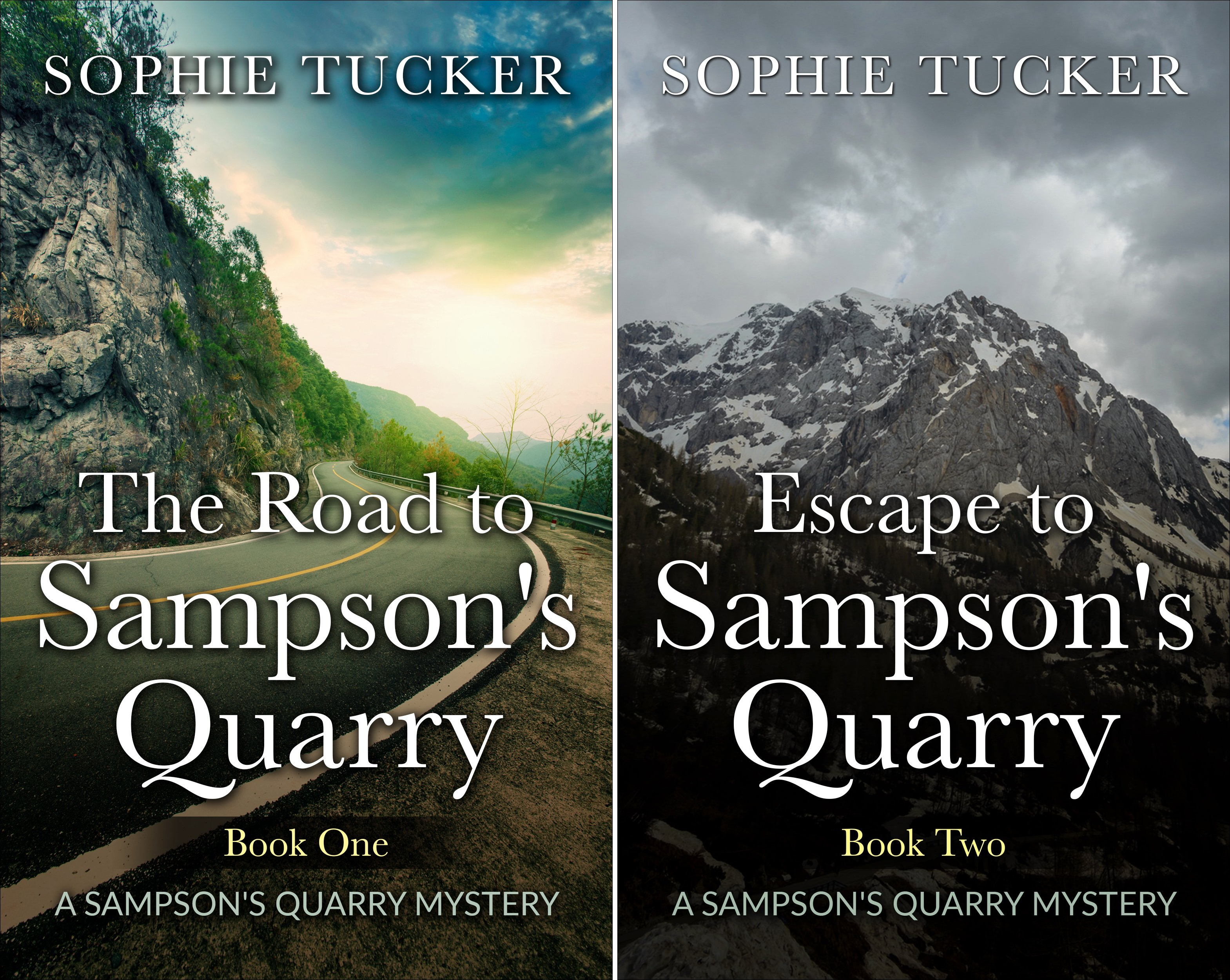 Sampson's Quarry Mystery (2 Book Series)