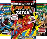 img - for Marvel Team-Up (1972-1985) (Issues) (32 Book Series) book / textbook / text book