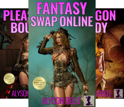 Fantasy Swapped Online (3 Book Series) by  Alyson Belle
