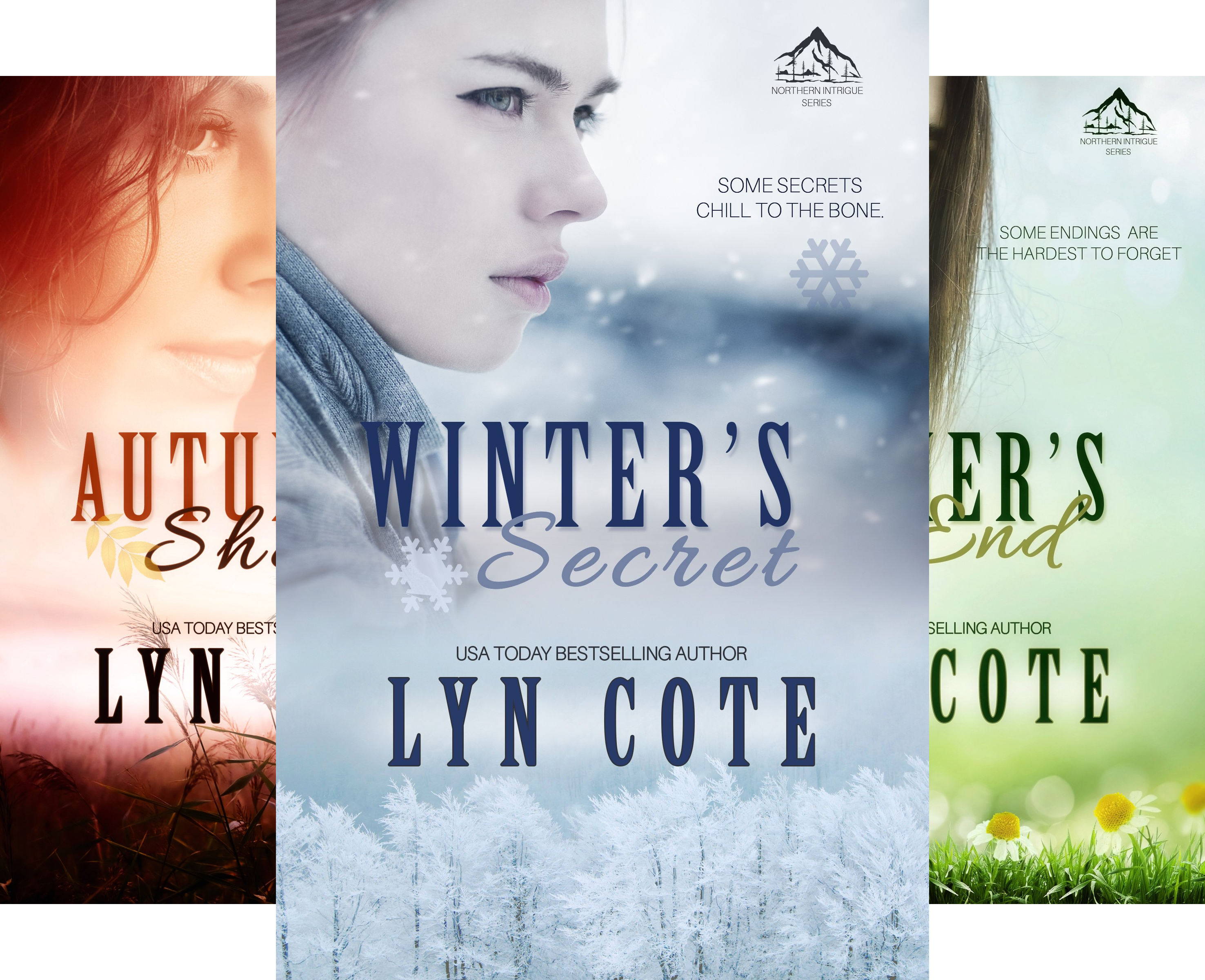 Northern Intrigue series (5 Book Series)