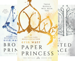 The Royals (5 Book Series) by  Erin Watt