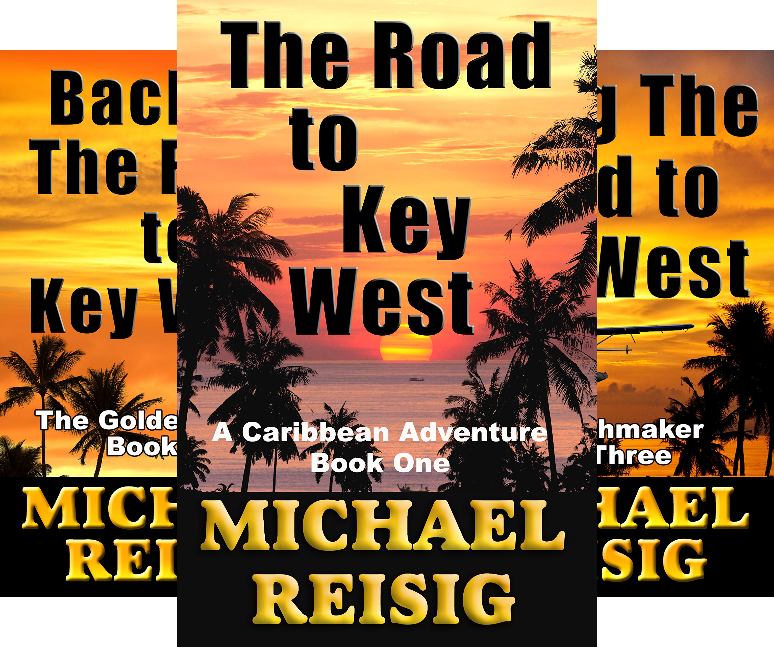 The Road To Key West (7 Book Series)