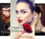 img - for Angels & Shadows Trilogy (3 Book Series) book / textbook / text book