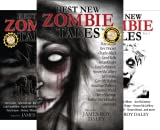 img - for Best New Zombie Tales (3 Book Series) book / textbook / text book