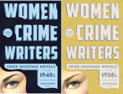 Women Crime Writers: Eight Suspense Novels of the 1940s & 50s: A Library of America Boxed Set (2 Book Series) by  Vera Caspary Helen Eustis Dorothy B. Hughes Elisabeth Sanxay Holding Charlotte Armstrong Patricia Highsmith Margaret Millar Dolores Hitchens