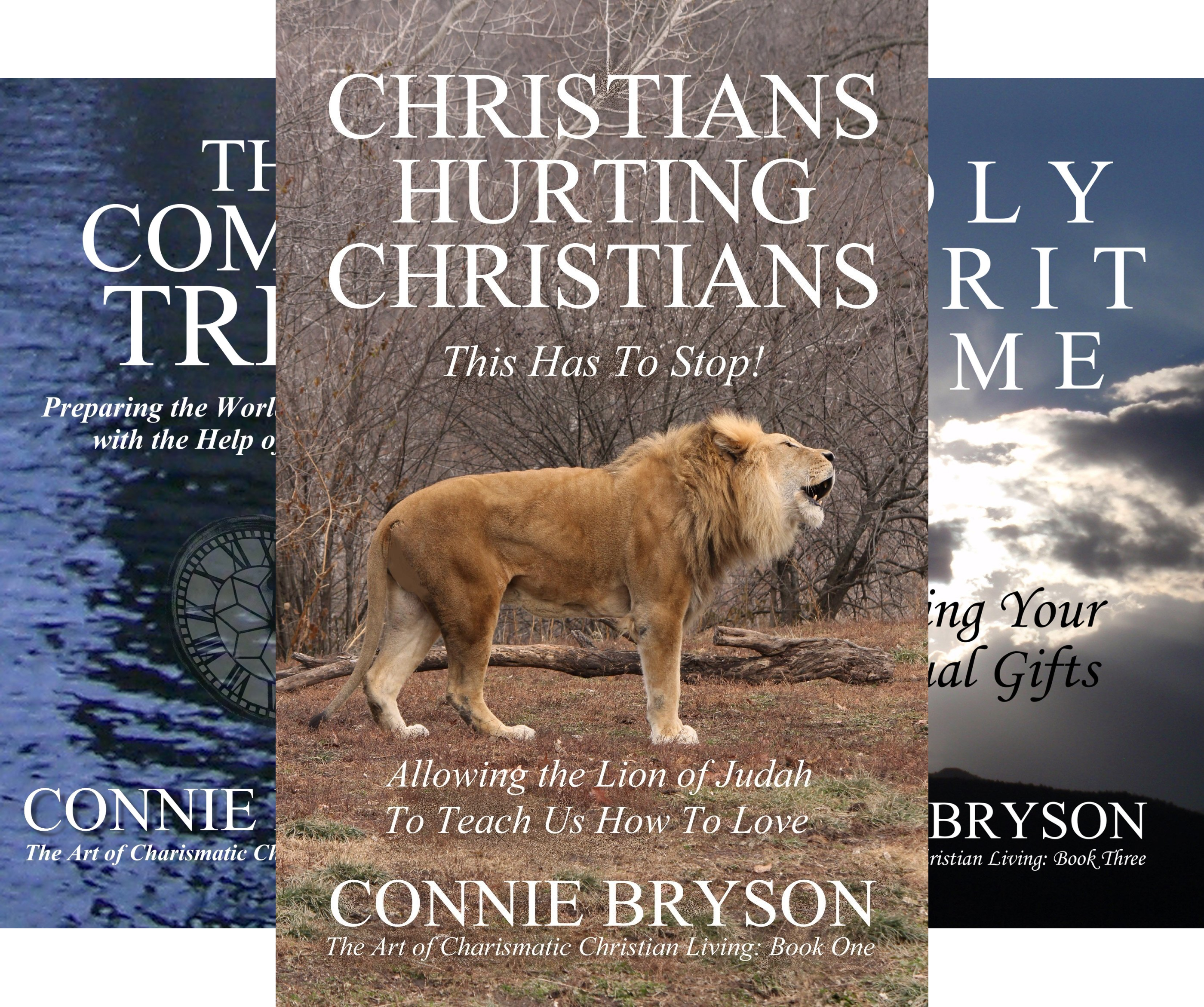 The Art of Charismatic Christian Living (5 Book Series)