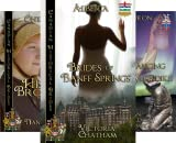 img - for Canadian Historical Brides (10 Book Series) book / textbook / text book
