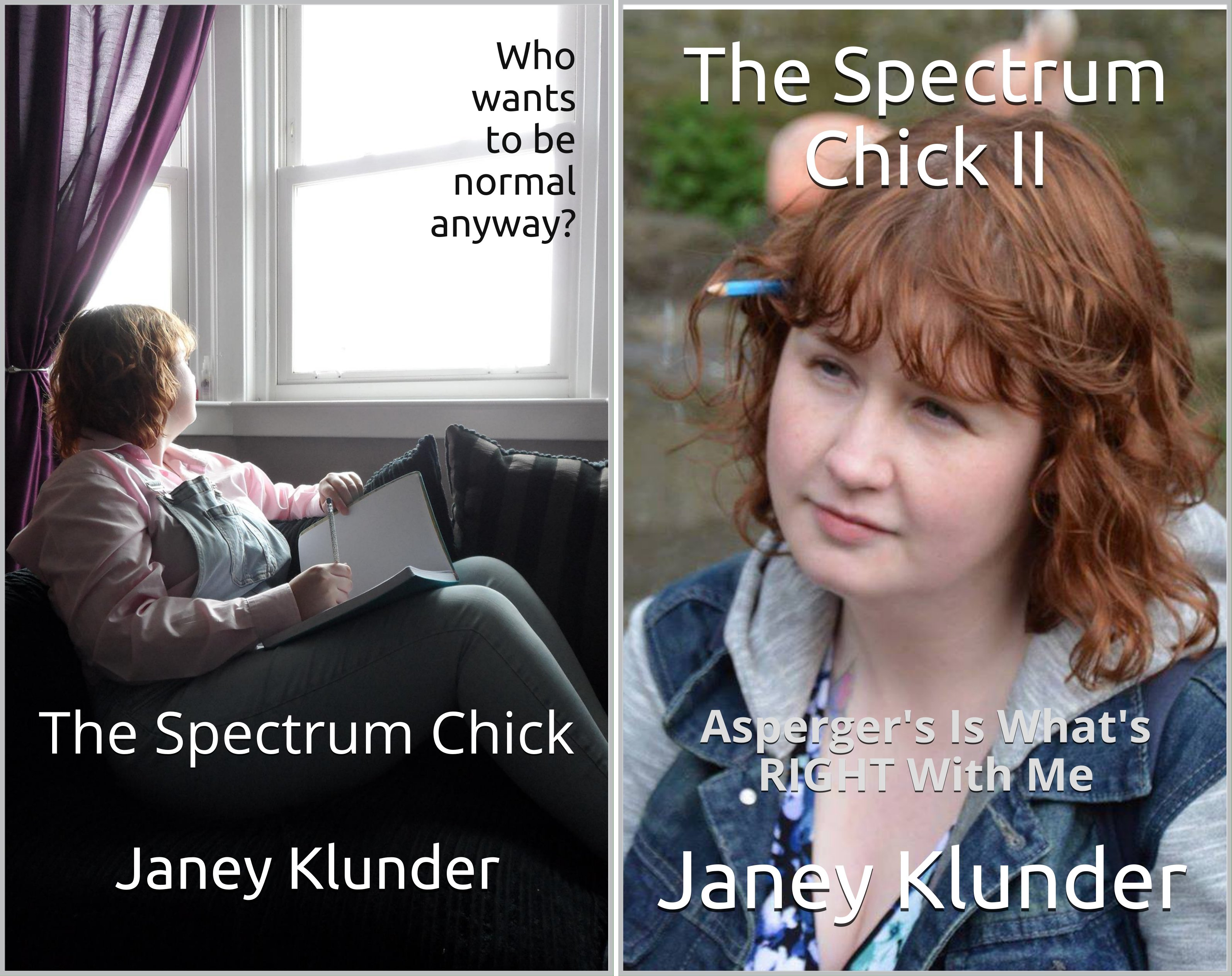 The Spectrum Chick (2 Book Series)