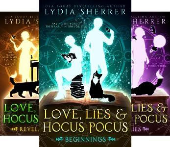A Lily Singer Cozy Fantasy (4 Book Series)