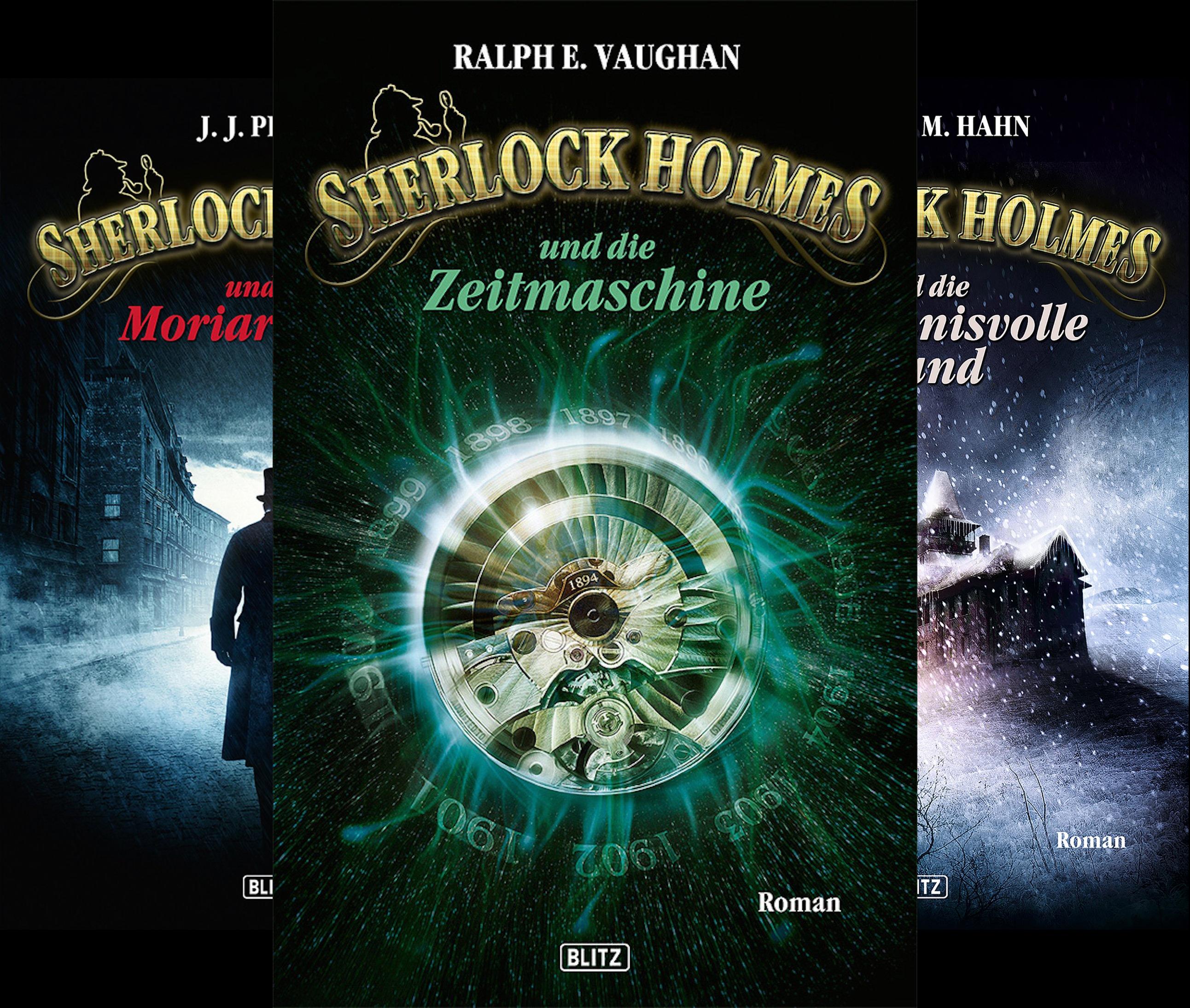 Sherlock Holmes - Neue Fälle (Reihe in 24 Bänden)