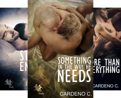 Family Collection (4 Book Series) by  Cardeno C.