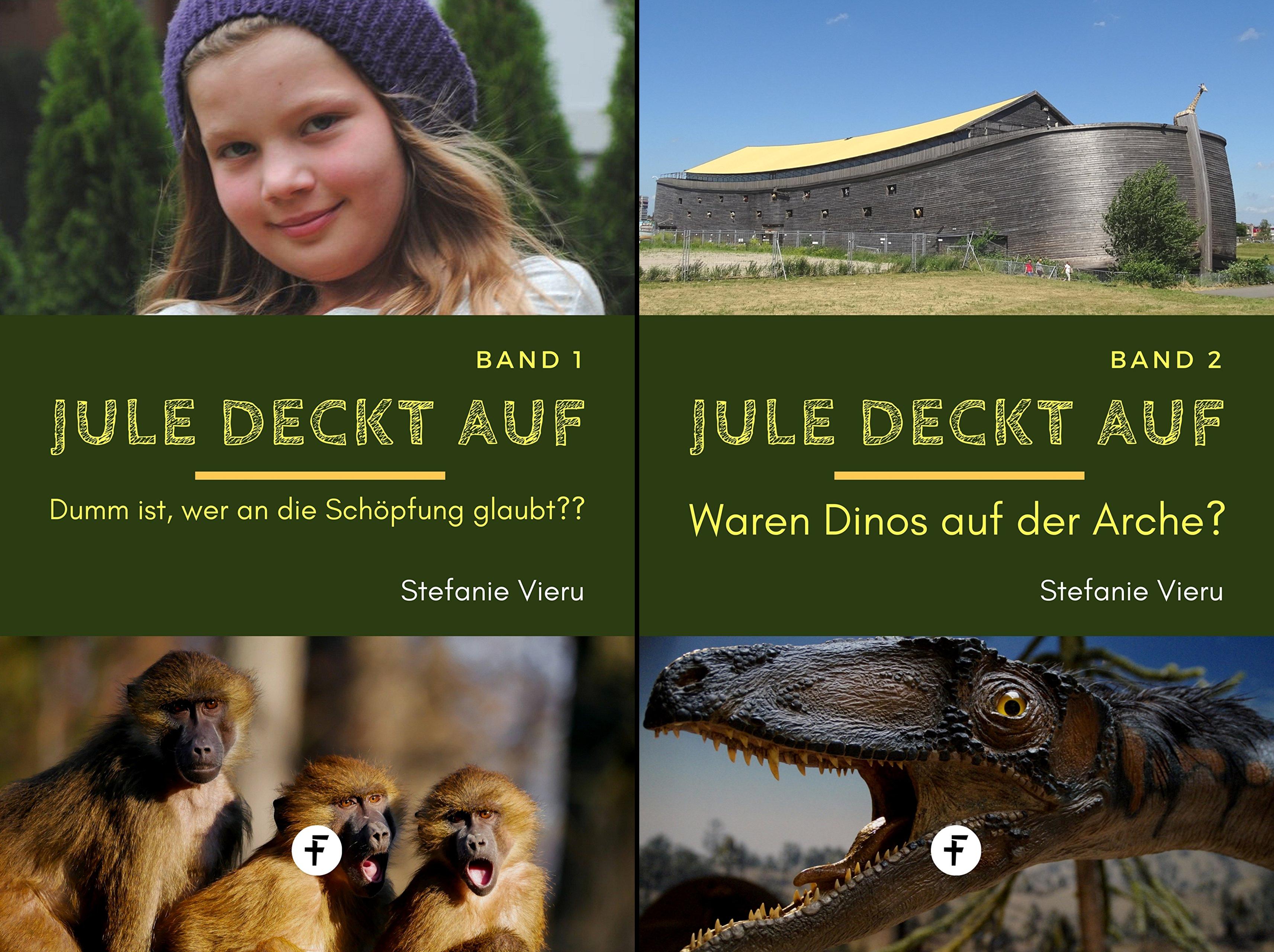 Jule deckt auf (Reihe in 2 Bänden)