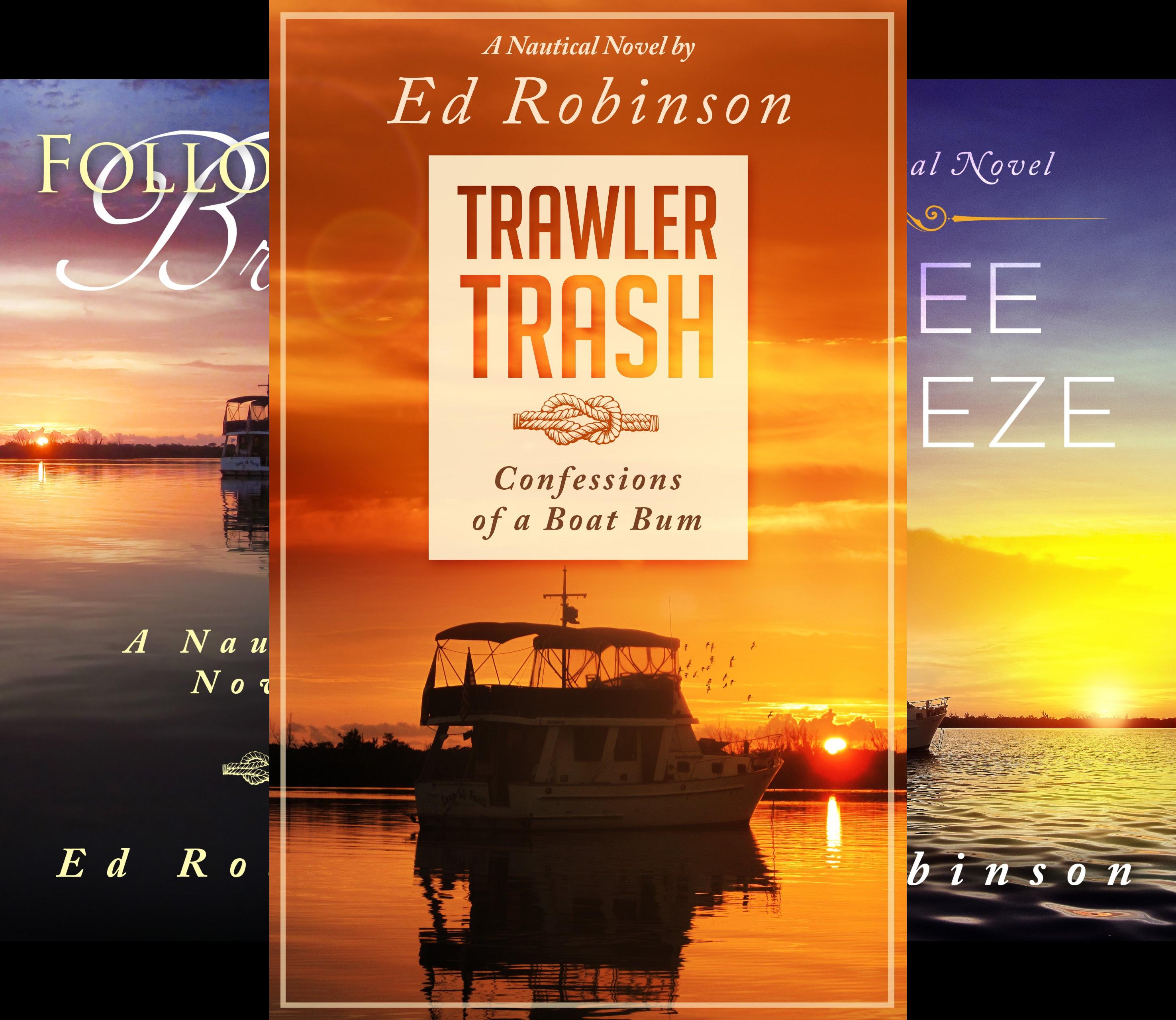 Trawler Trash (9 Book Series)