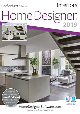 Amazon Com Home Designer Interiors 2019 Pc Download Download