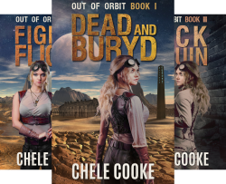 Out of Orbit (3 Book Series) by  Chele Cooke