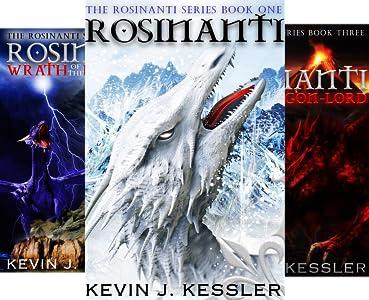 The Rosinanti Series (3 Book Series)