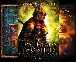 The Pearl of Wisdom Saga (3 Book Series) by  Jason Paul Rice