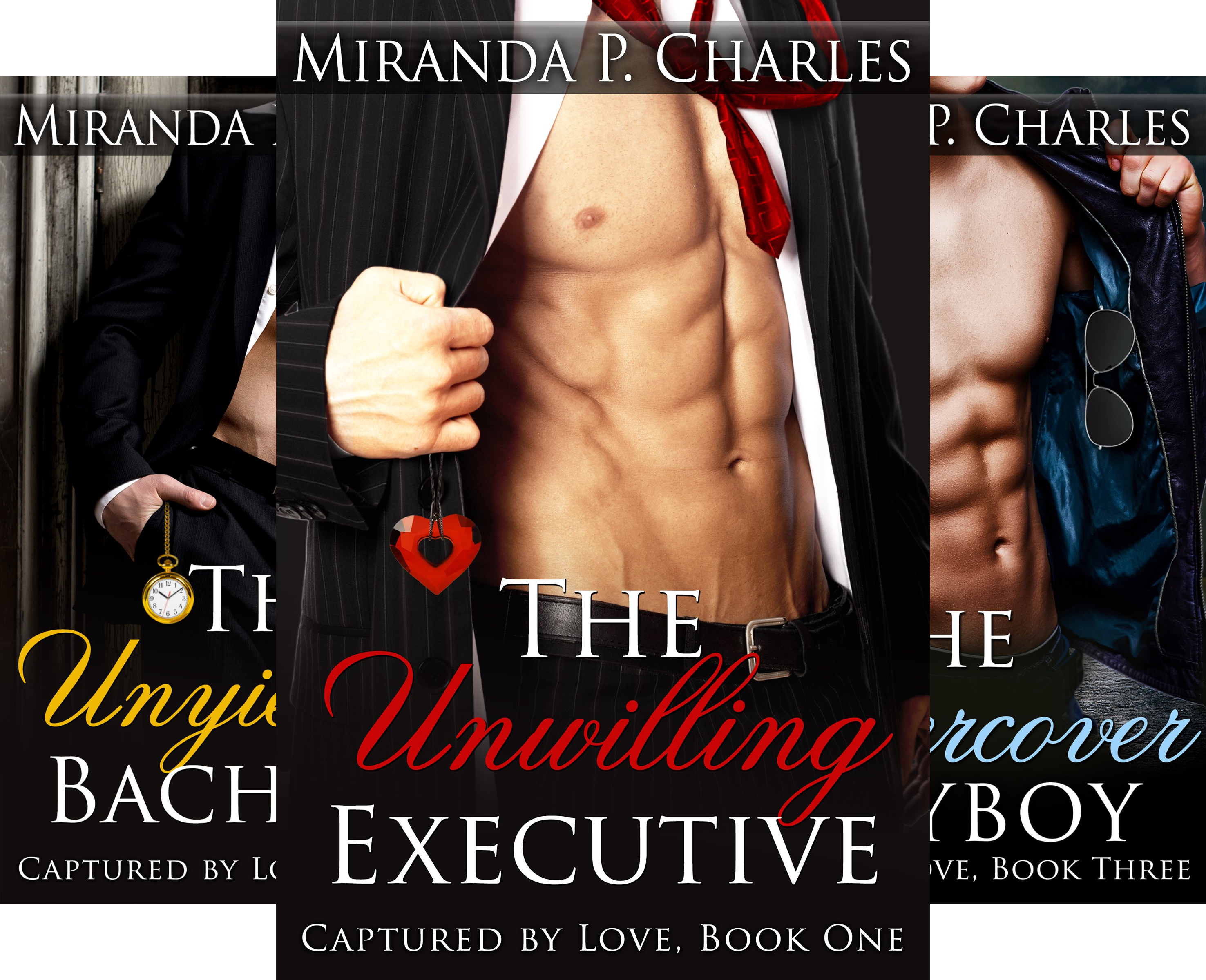 Captured by Love (8 Book Series)