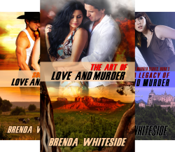 The Love and Murder Series (4 Book Series) by  Brenda Whiteside