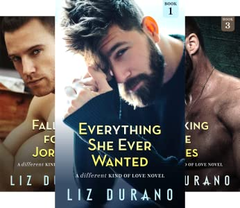 A Different Kind of Love (3 Book Series)