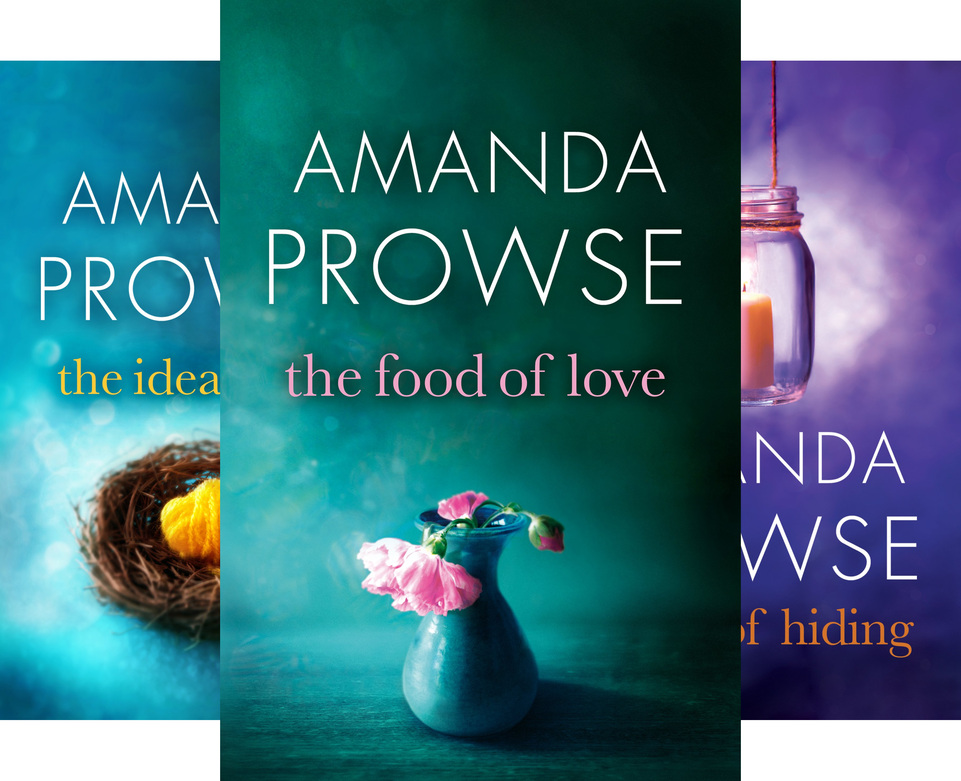 The Amanda Prowse Collection