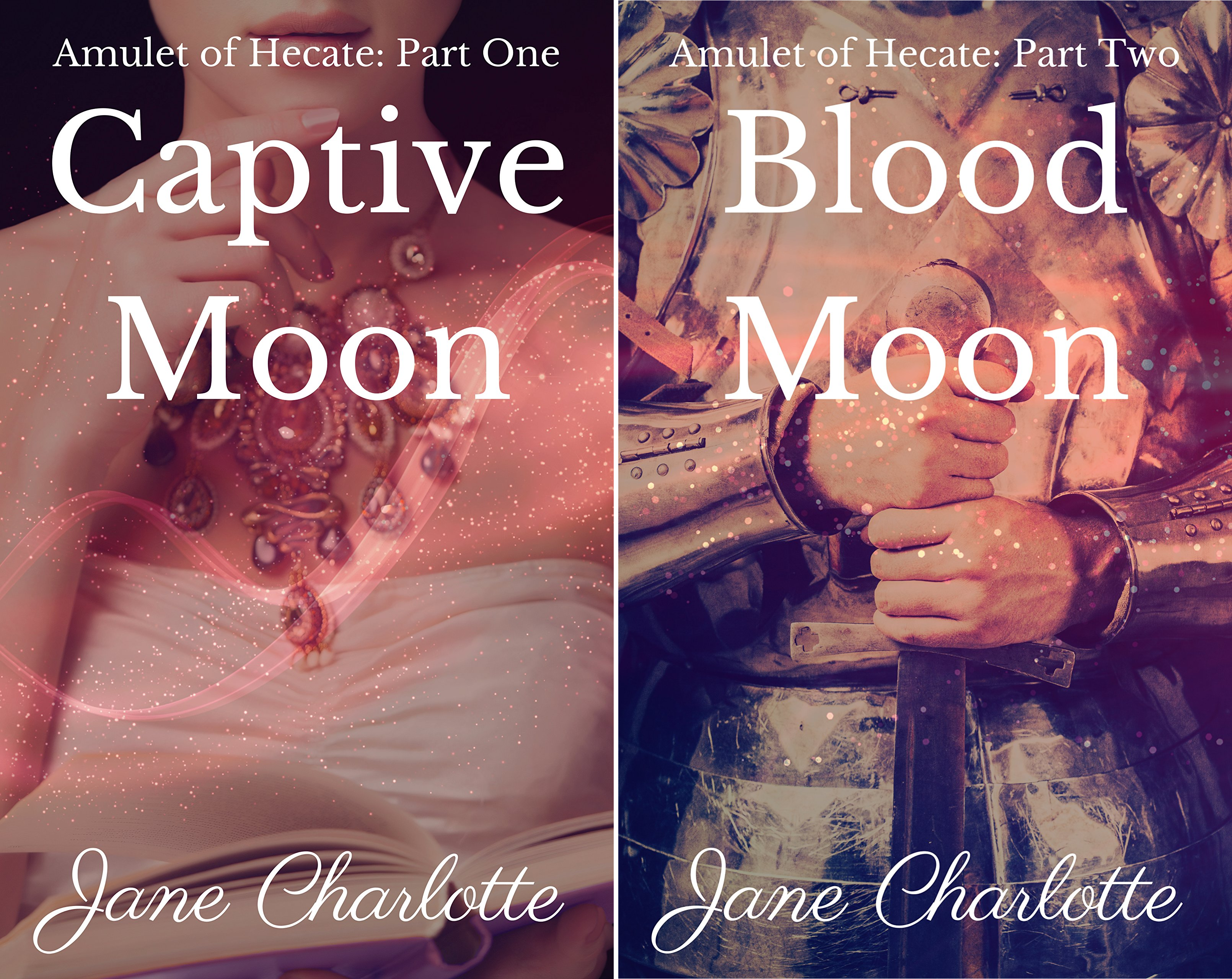Amulet of Hecate (2 Book Series)