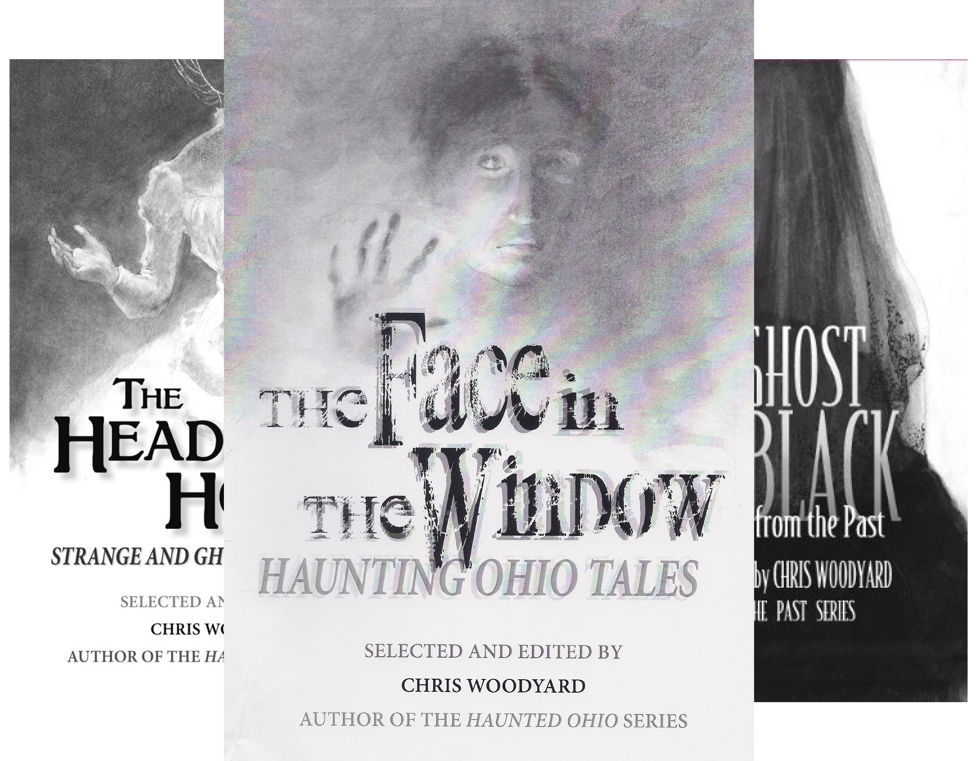 The Ghosts of the Past (4 Book Series)