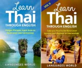 Learn Thai Through English (2 Book Series)