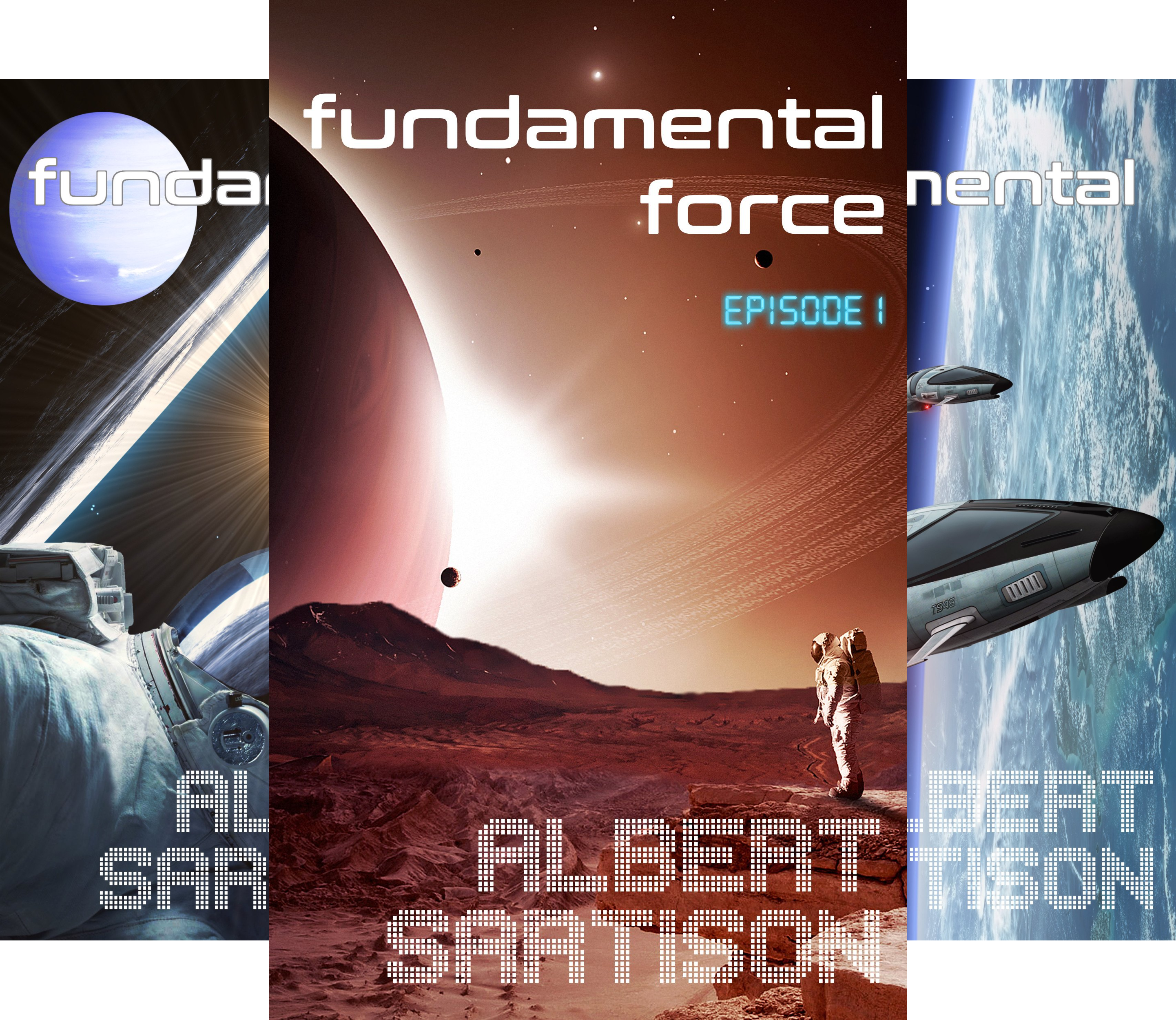 Fundamental Force (4 Book Series)