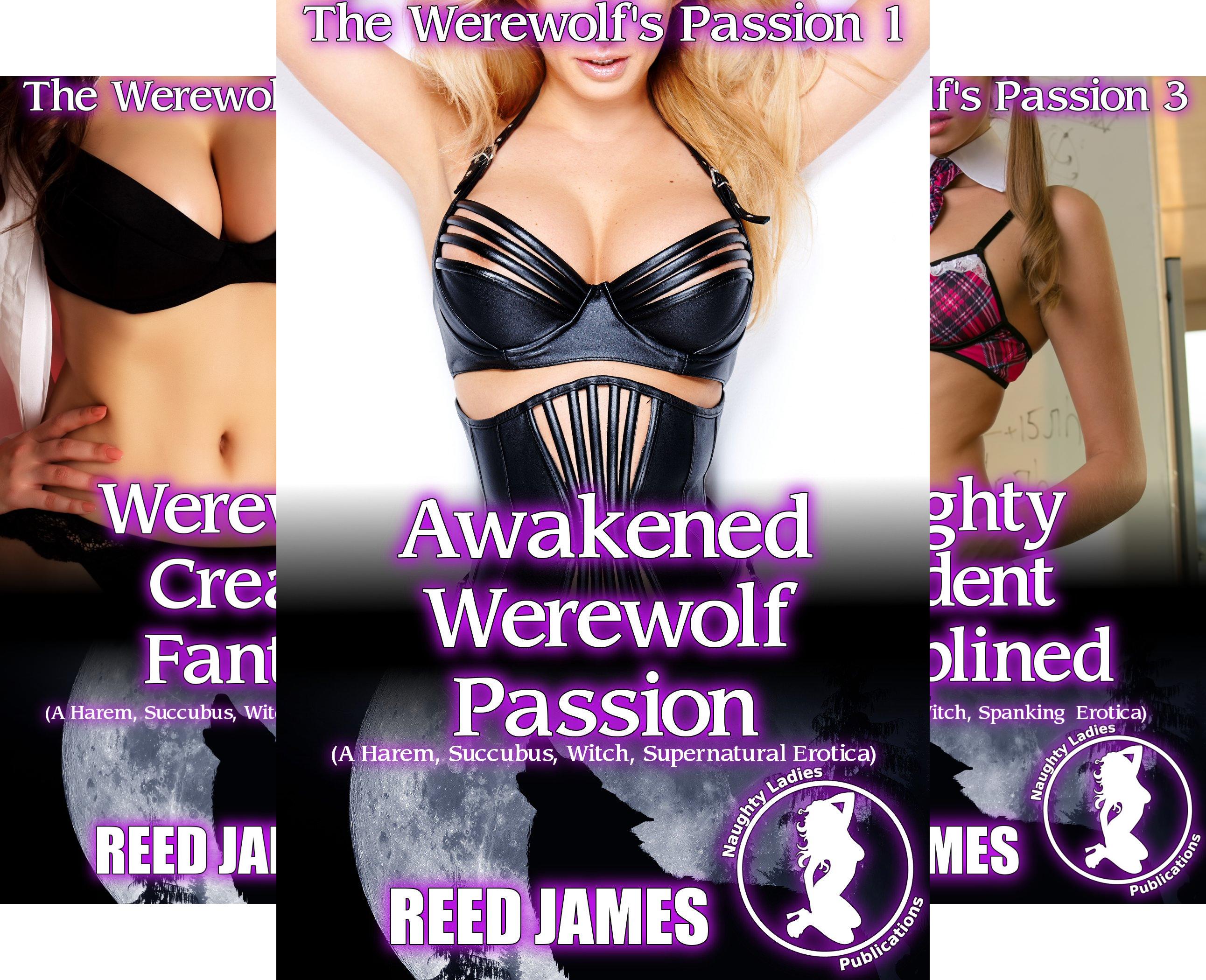 The Werewolf's Passion (14 Book Series)