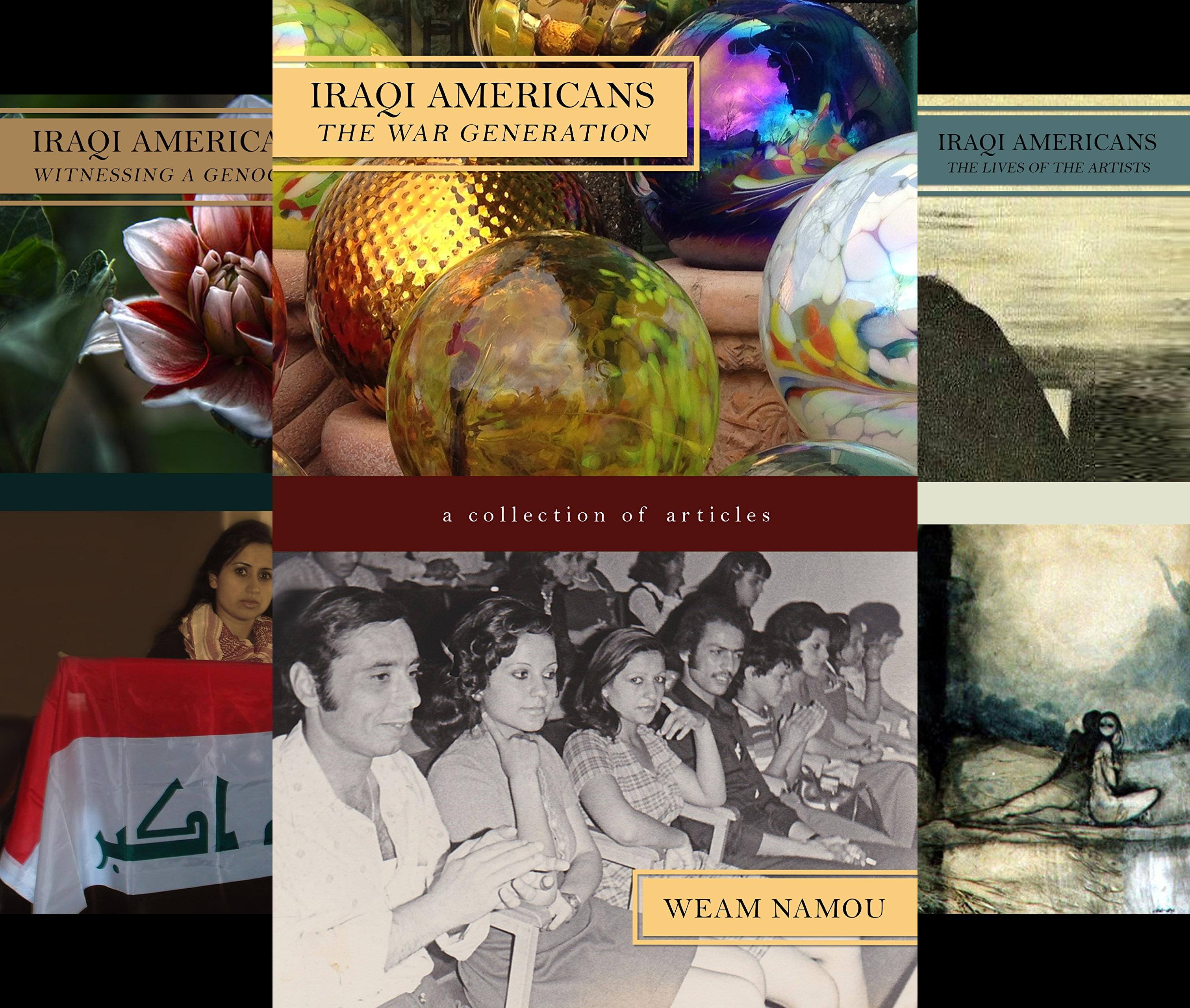 Iraqi Americans (3 Book Series)