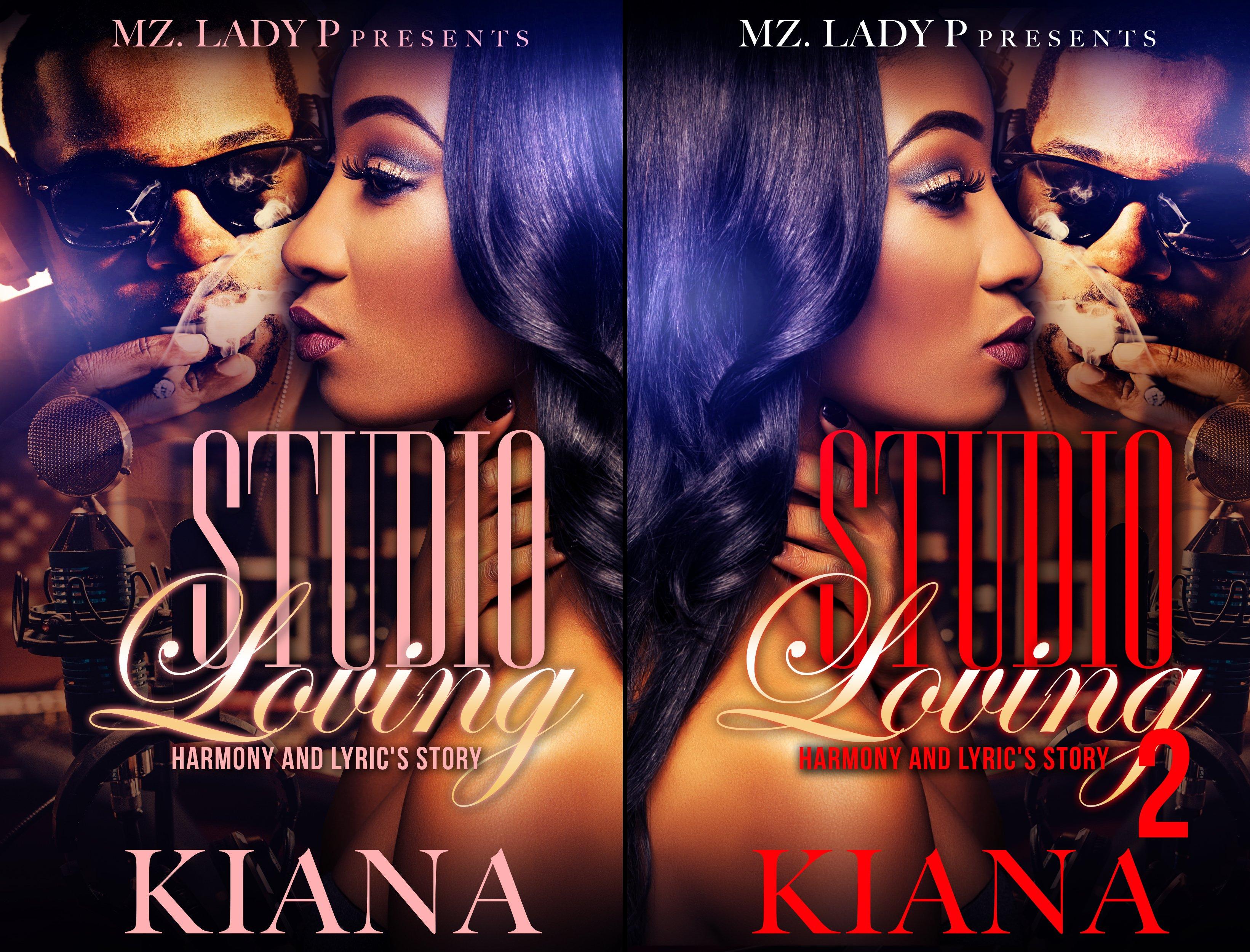 Studio Loving- Harmony and Lyric's Story (2 Book Series)