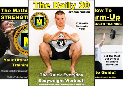 The STRENGTH WARRIOR Workout Routine (4 Book Series)