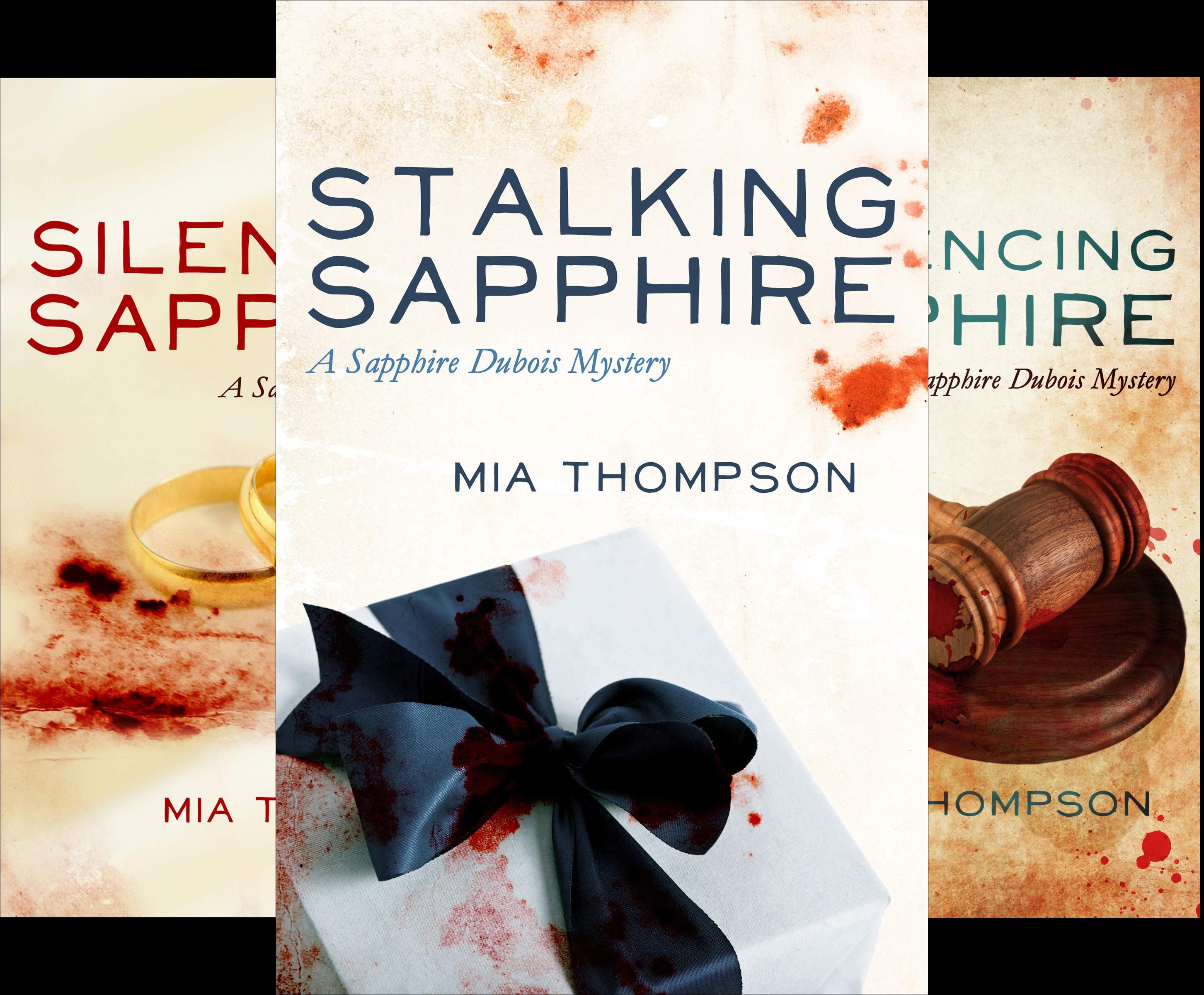 A Sapphire Dubois Mystery (4 Book Series)