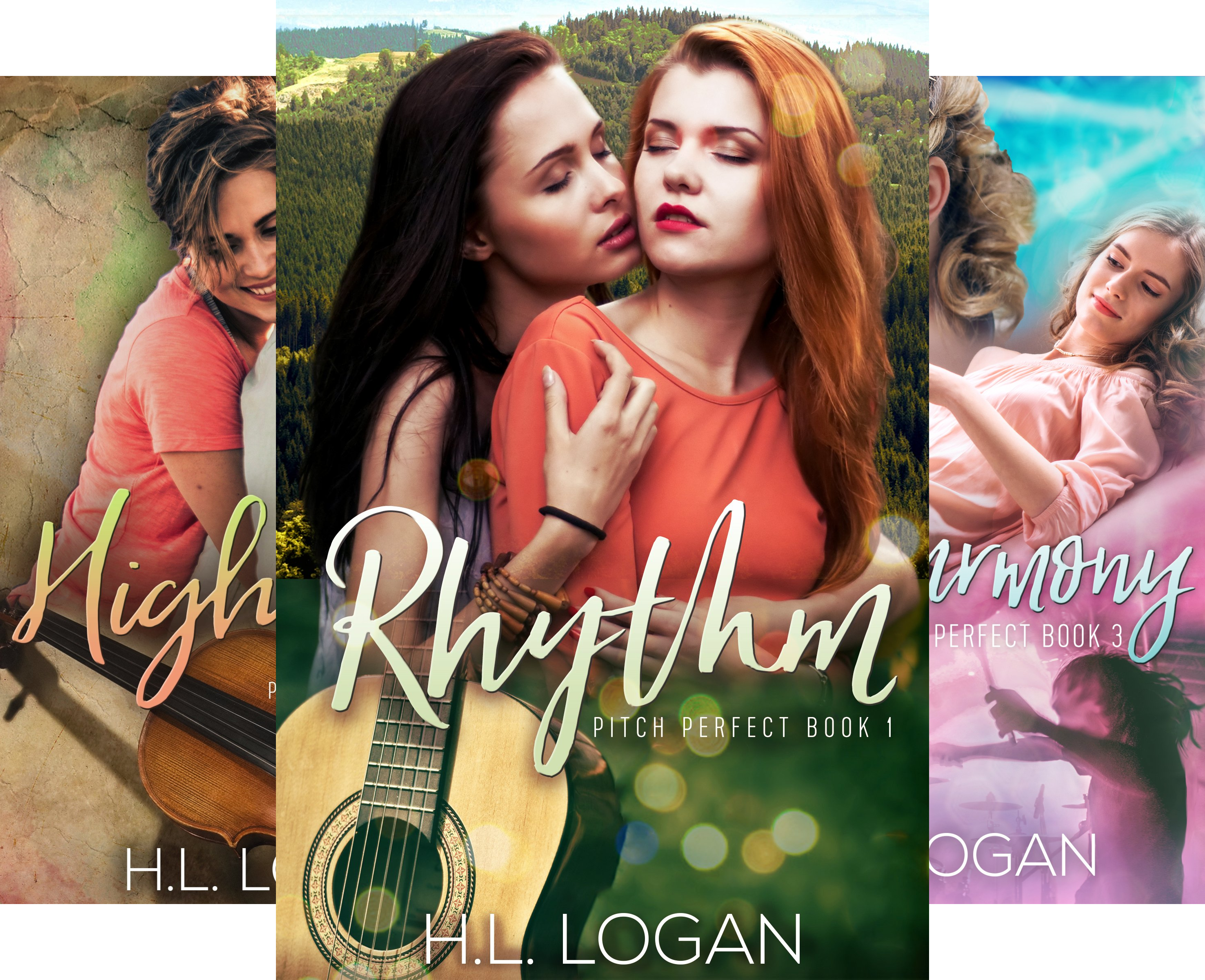 Pitch Perfect (3 Book Series)