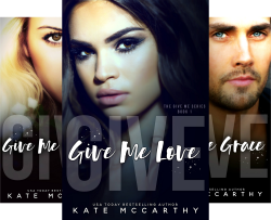 Give Me (4 Book Series) by  Kate McCarthy