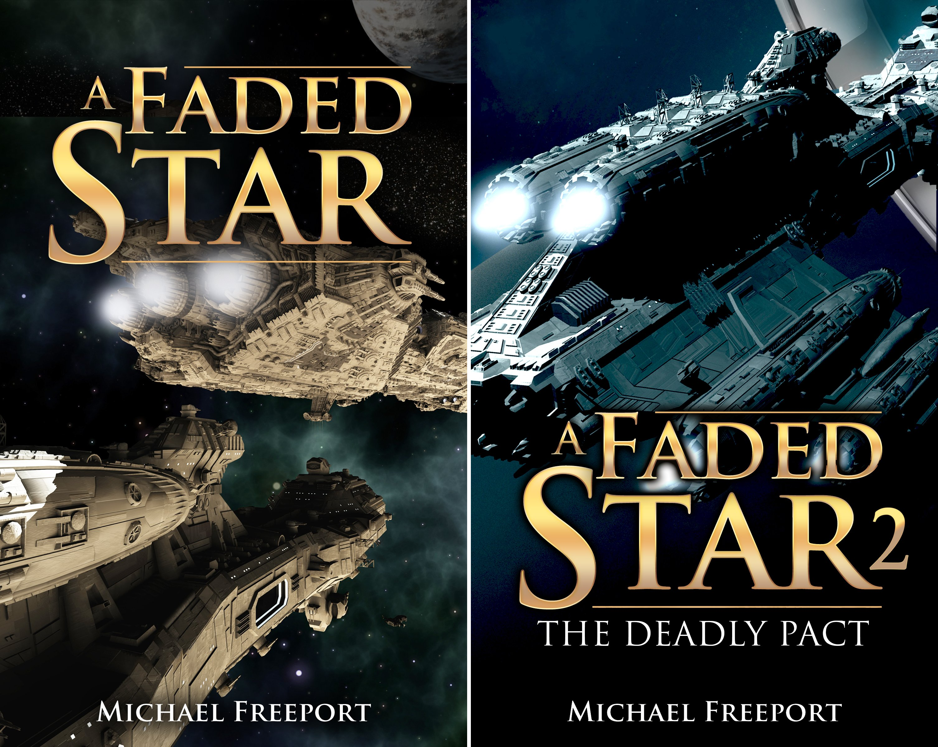 A Faded Star (2 Book Series)