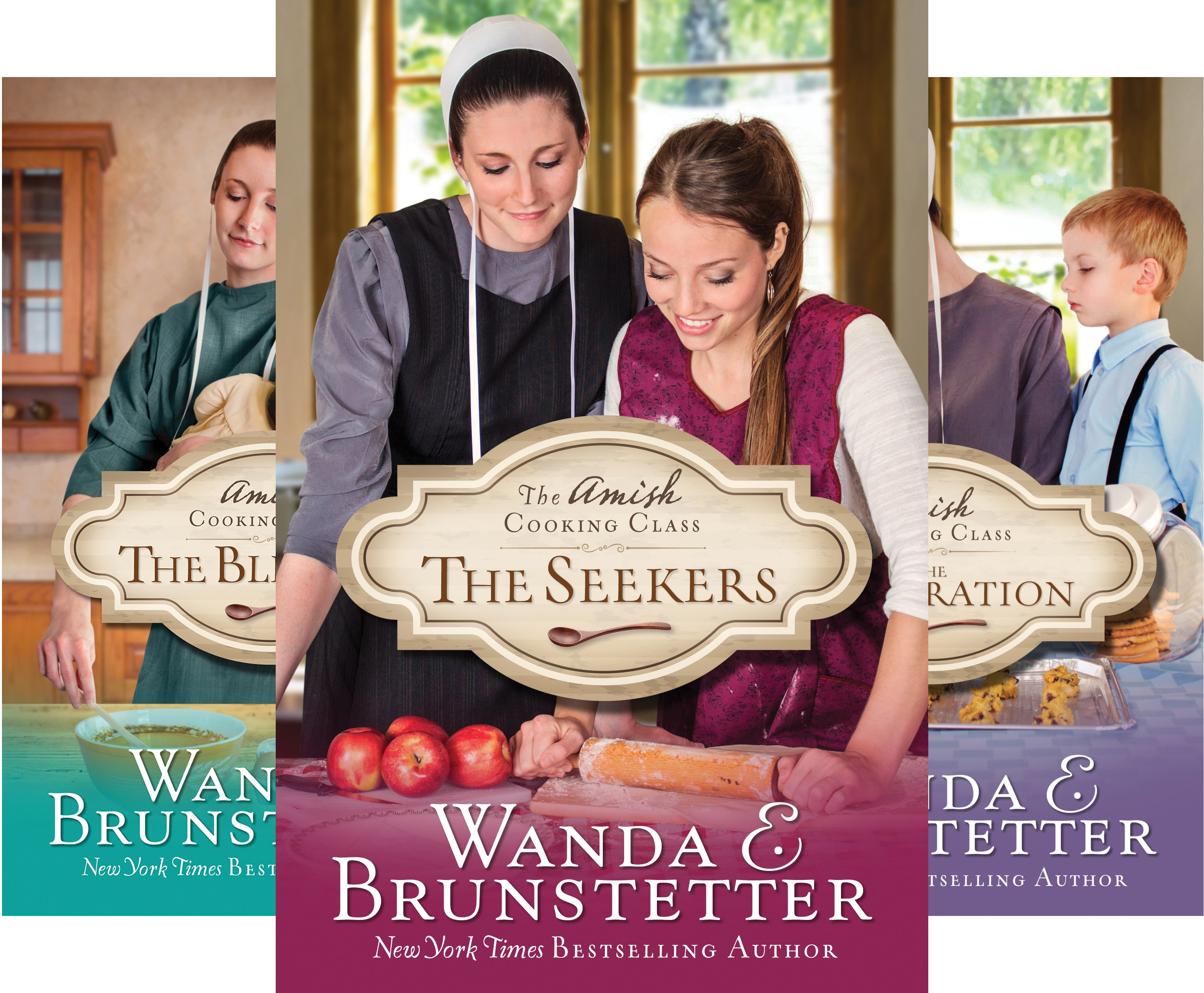 Amish Cooking Class (3 Book Series)