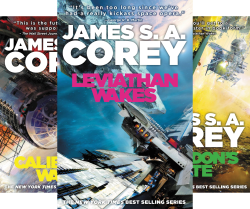 The Expanse Collection: Books 1-3 by  James S. A. Corey