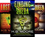 Omar Zagouri Thriller (3 Book Series)