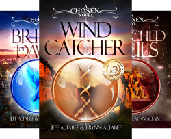 A Chosen Novel (3 Book Series) by  Jeff Altabef Erynn Altabef Erynn Altabef
