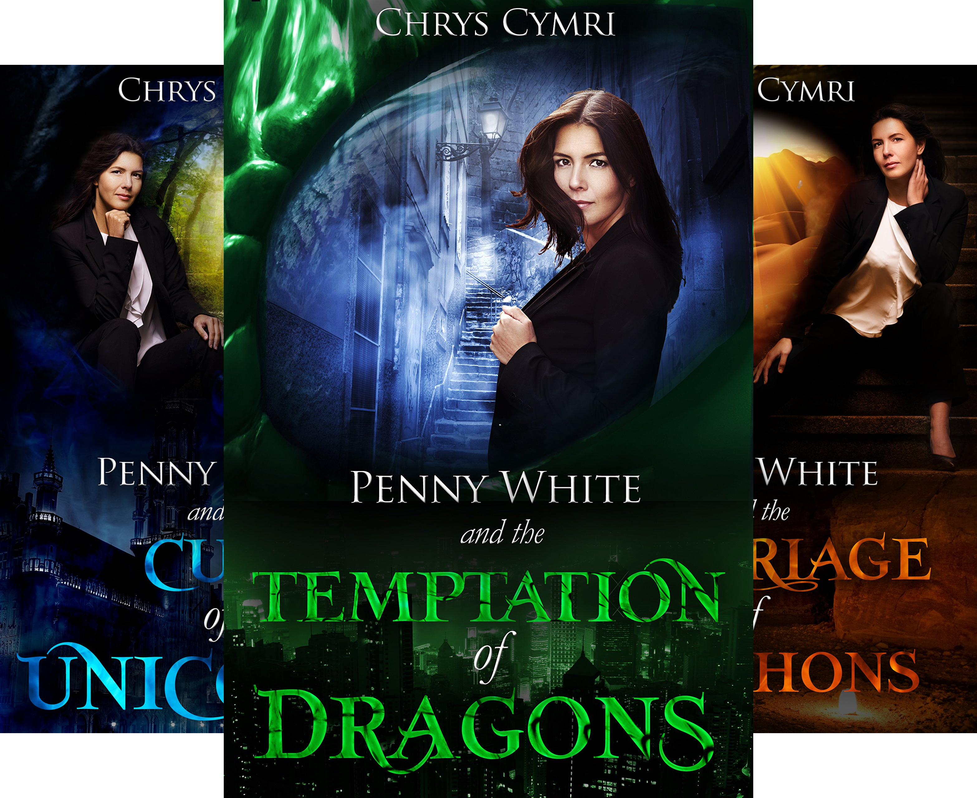 Penny White (4 Book Series)