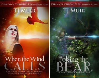 Chanmyr Chronicles Companion Story (2 Book Series)