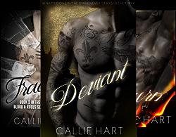 Blood & Roses Series (6 Book Series) by  Callie Hart