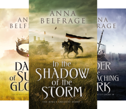 The King's Greatest Enemy (4 Book Series) by  Anna Belfrage