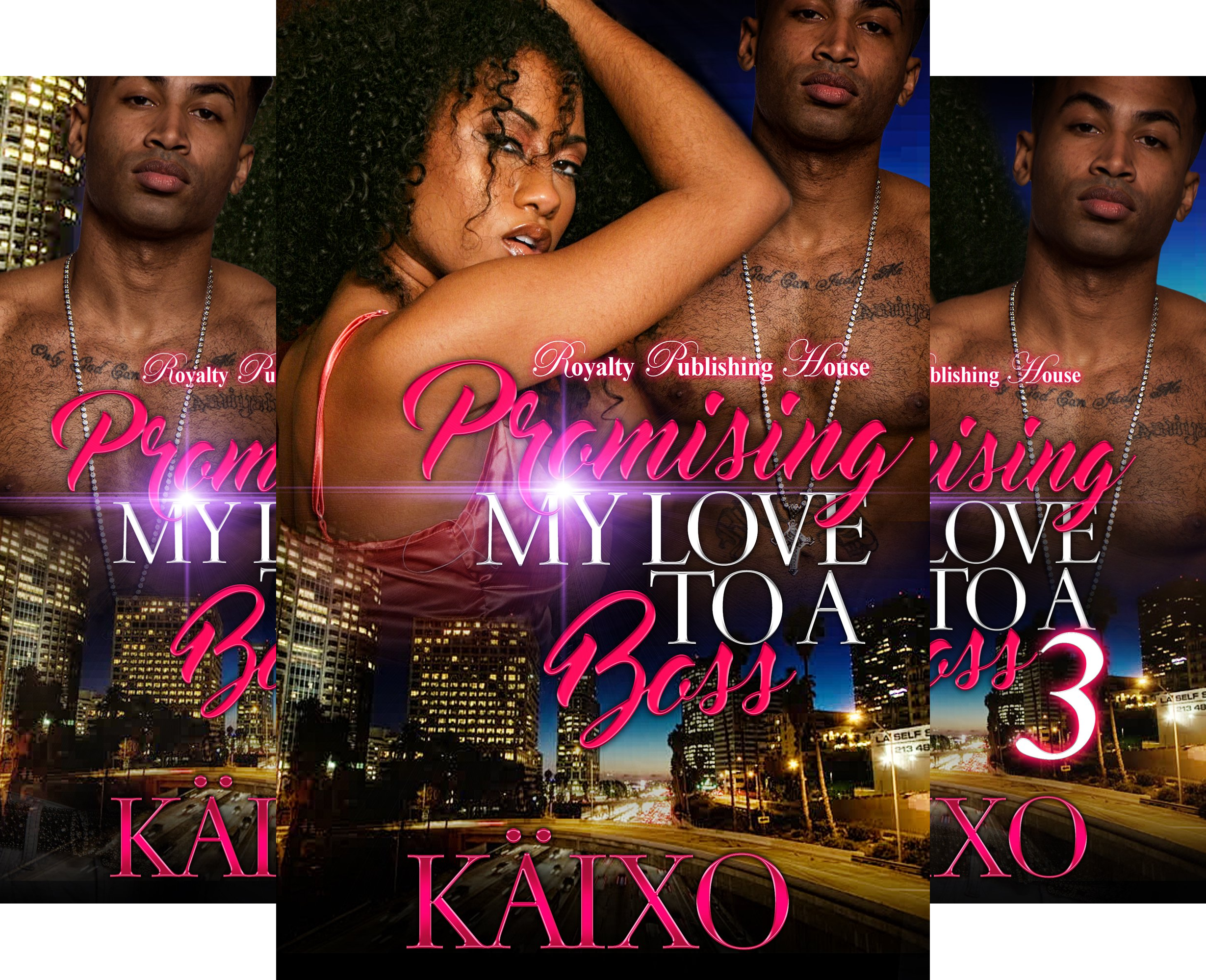 Promising My Love to a Boss (3 Book Series)