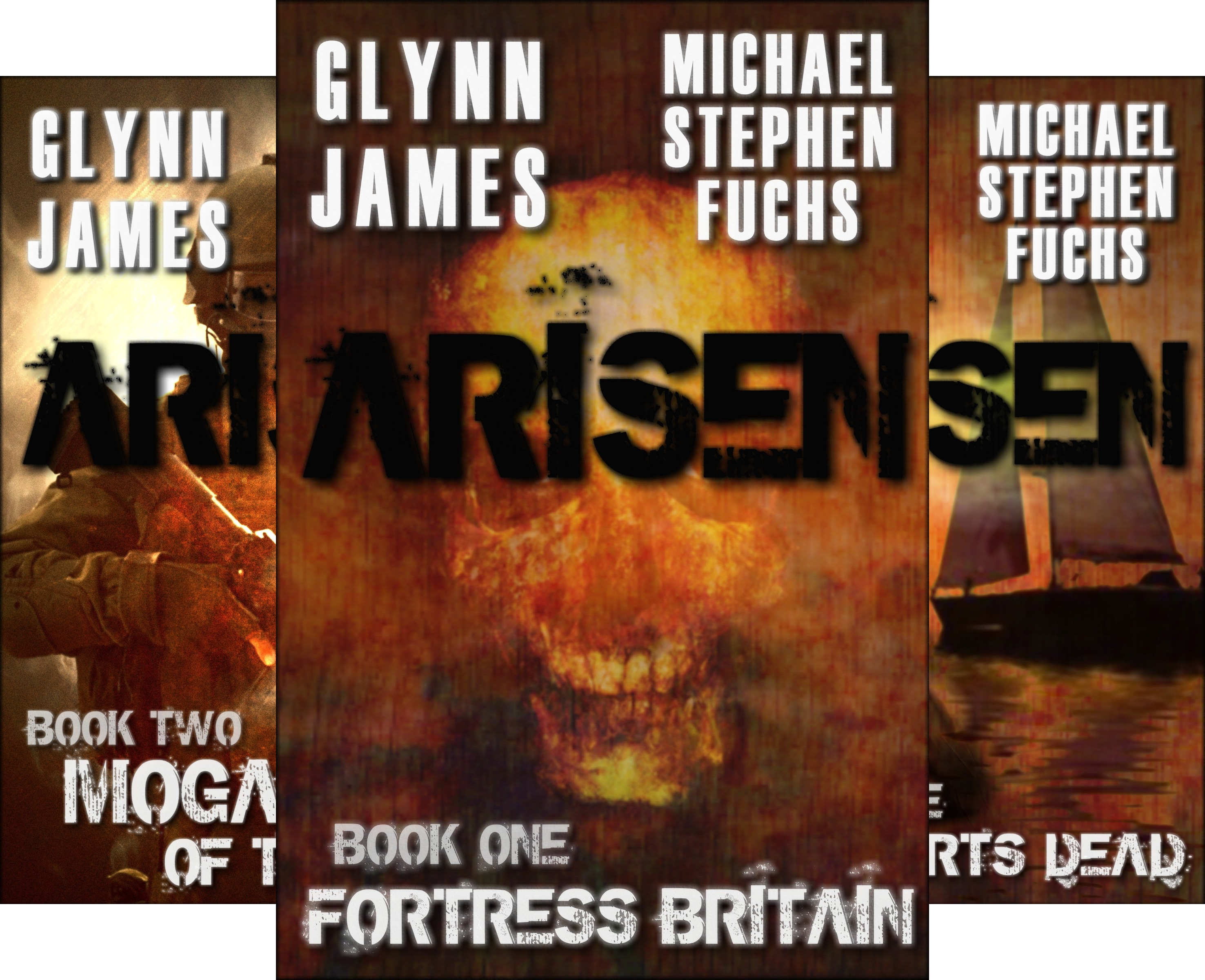 arisen-12-book-series