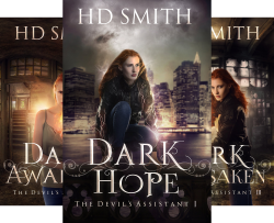 The Devil's Assistant (4 Book Series) by  HD Smith