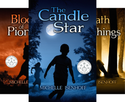 Divided Decade Trilogy (3 Book Series) by  Michelle Isenhoff