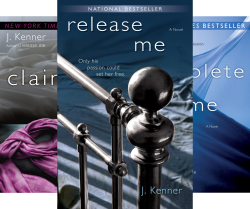 The Stark Trilogy (3 Book Series) by  J. Kenner